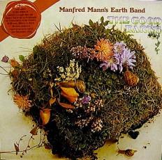 Виниловая пластинка Manfred Mann - The good earth /G/