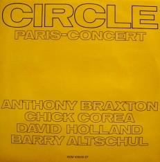 Виниловая пластинка Circle - Paris-concert /G/