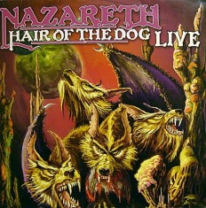 Виниловая пластинка Nazareth - Hair of the dog (Live) /EU/