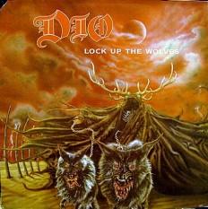 Виниловая пластинка Dio - Lock up the wolves /Eu/ 1 press