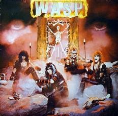 Виниловая пластинка WASP - W.A.S.P. /NL/