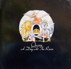 Виниловая пластинка Queen - Day at the races/G/