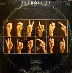 Виниловая пластинка Hollies - Movvving finger /US/