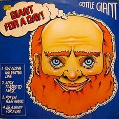 Виниловая пластинка Gentle Giant - Giant for a day /G/