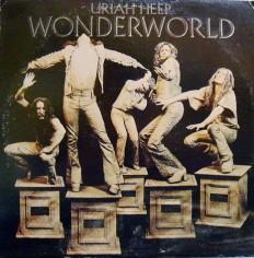 Виниловая пластинка Uriah Heep - Wonderworld /US/