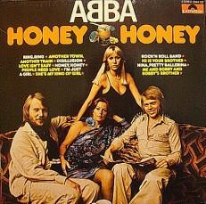 Виниловая пластинка ABBA - Hiney honey /G/