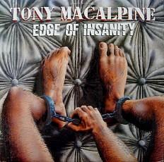 Виниловая пластинка Tony Macalpine - Edge of insanity /C/