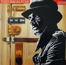Tony Macalpine - Maximum security /G/