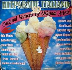 Виниловая пластинка Hitparade Italiano - 20 original versions.../NL/