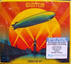 Led Zeppelin - Celebration day /EU/CD