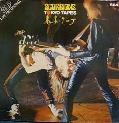 Виниловая пластинка Scorpions - Tokyo tapes /G/ 2LP
