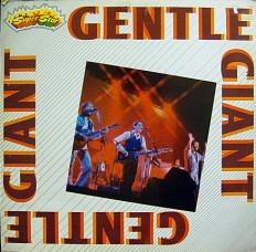 Виниловая пластинка Gentle Giant - Gentle Giant -super star /It/