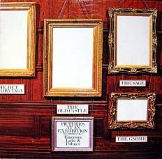Виниловая пластинка ELP - Pictures at an exhibition /NL/