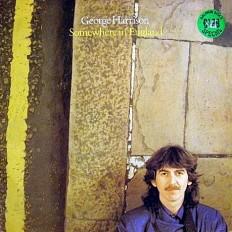 Виниловая пластинка George Harrison - Somewhere in England /G/
