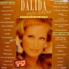Виниловая пластинка Dalida - Mon amour /Fr/ 2lp