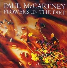 Виниловая пластинка Paul McCartney - Flowers in the dirt /G/