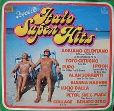 Виниловая пластинка Italo Super Hits - Italo Super Hits /G/