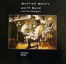 Виниловая пластинка Manfred Mann - Criminal tango /G/