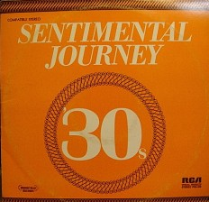 Виниловая пластинка Sentimental Journey - Sentimental Journey 30s-40s /US/ 2lp