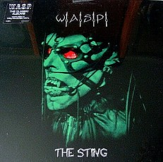 Виниловая пластинка WASP - The sting /EU/2lp