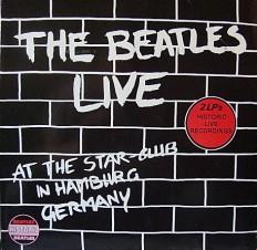 Виниловая пластинка Beatles - Beatles Live! /G/2lp