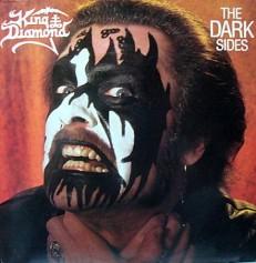Виниловая пластинка King Diamond - The dark sides /US/