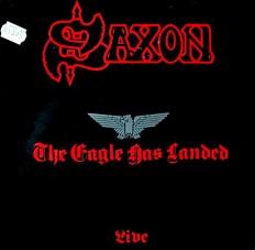 Виниловая пластинка Saxon - The eagle...live! /Fr/