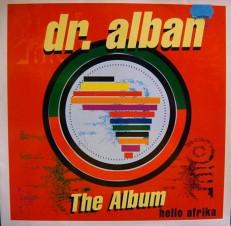 Виниловая пластинка dr.Alban - The album hello Afrika /G/