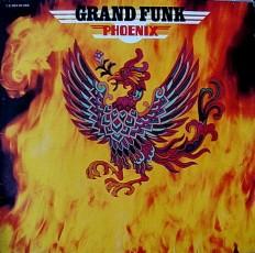 Виниловая пластинка Grand Funk - Phoenix /G/