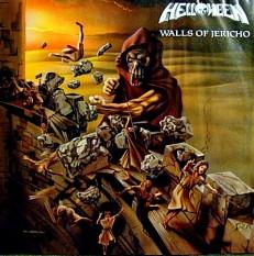 Виниловая пластинка Helloween - Walls of Jericho /G/