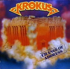 Krokus - Change of address /G/