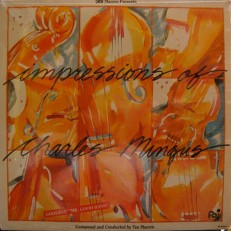 Виниловая пластинка Charles Mingus - Goodby Mr.Good bass /US/