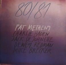 Виниловая пластинка Pat Metheny - 80/81 /G/2LP
