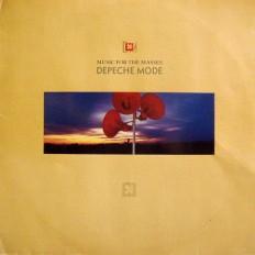 Виниловая пластинка Depeche Mode - Music for masses /G/