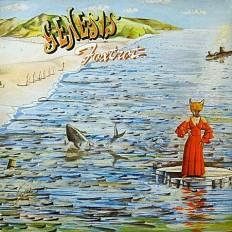 Виниловая пластинка Genesis - Foxtrot/UK/