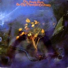 Виниловая пластинка Moody Blues - On the treshold of s dream /G/