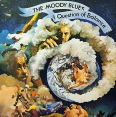 Виниловая пластинка Moody Blues - Question of balance /NL/