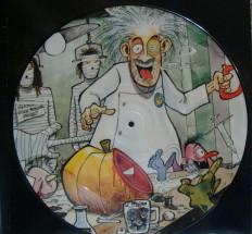 Виниловая пластинка Helloween - Dr. Stein /G/ p/d