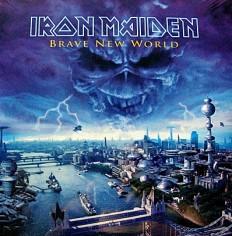 Виниловая пластинка Iron Maiden - Brave new world /EU/2LP