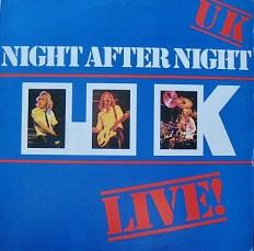 UK - Night after night /US/