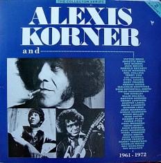 Alexis Corner - 1961-1972  /En/ 2LP