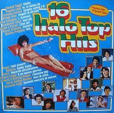 Виниловая пластинка 16 Italo Top Hita - 16 Italo Top Hita