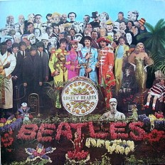 Виниловая пластинка Beatles - St. Peppers lonely hearts club band /G/