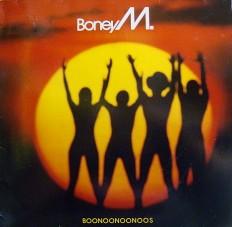 Виниловая пластинка BoneyM - Boonoonoonoos /G/