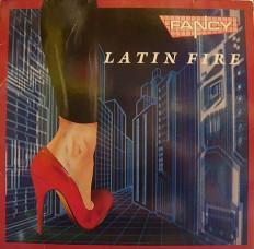 Виниловая пластинка Fancy - Latin Fire /G/