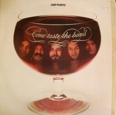 Виниловая пластинка Deep Purple - Come taste the band /It/