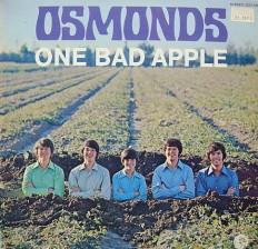 Виниловая пластинка Osmonds - One bad apple /G/