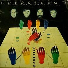 Виниловая пластинка Colosseum ll - Wardance /G/