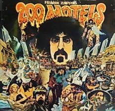 Виниловая пластинка Frank Zappa - 200 motels /NL/