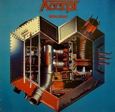 Виниловая пластинка Accept - Metal heart /G/